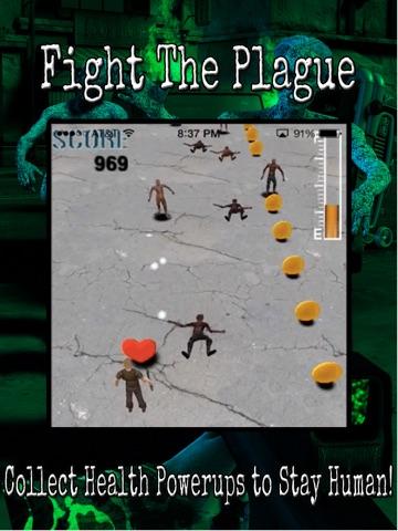 Trigger Shooter Battle Nations vs. Zombies - Dead Hunter World War 2 on Zombie Highway Road HD Lite-ipad-3