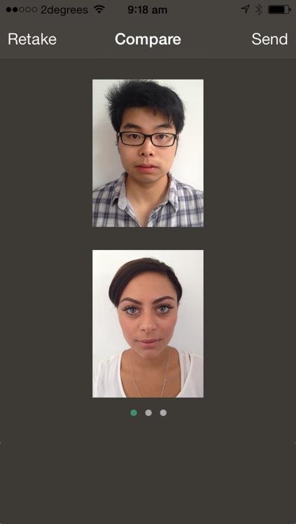 NZ Passport Photo