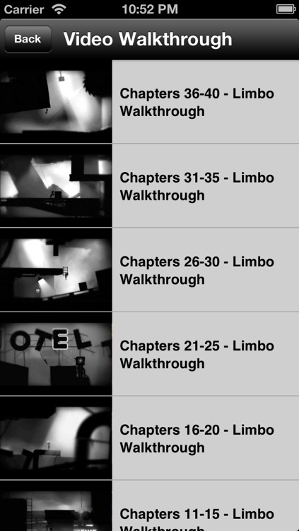 Guide for Limbo screenshot-2