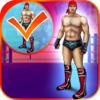 Crush IT Studios Ltd - My Power Wrestling Heroes Copy And Draw Game - Advert Free App artwork