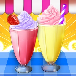 Frozen Smoothie Maker Games - Special Treats and Goodies for Kids
