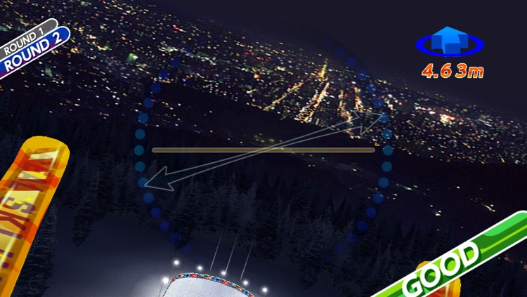 Real Skijump HD screenshot-4