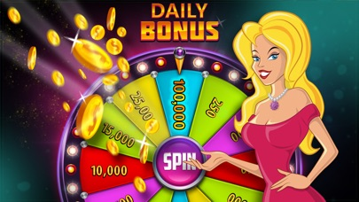 Screenshot #9 for Slots Surprise - 5 reel, FREE casino fun, big lottery bonus game with daily wheel spins