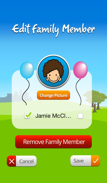 FamFinder Family Locator