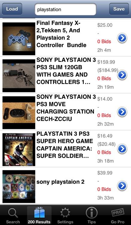 Fat Fingers: for eBay Bargains screenshot-3