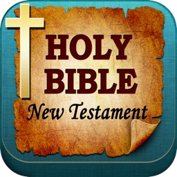 Holy Bible New Testament - the Journey to God Jesus Christ by Listen Read Study audio book and Test scripture free version HD!