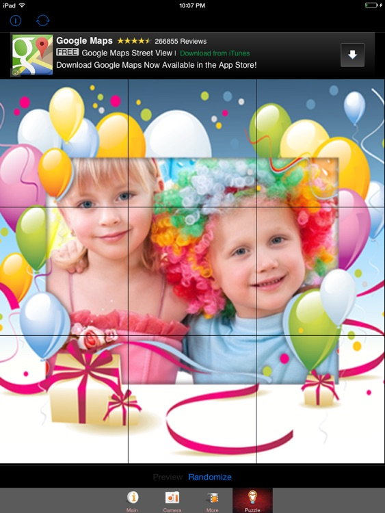 Happy Birthday Photo Frames HD screenshot-4