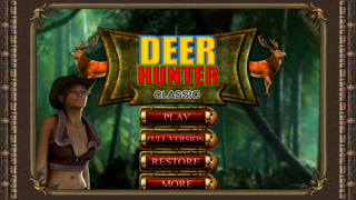 Deer Hunter : Animal Shooting with Action, Adventure and