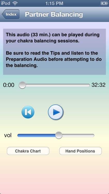 Chakra Balancing and Energy Healing