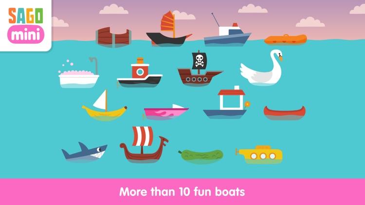 Sago Mini Boats