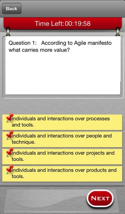 Ask Agile screenshot-3