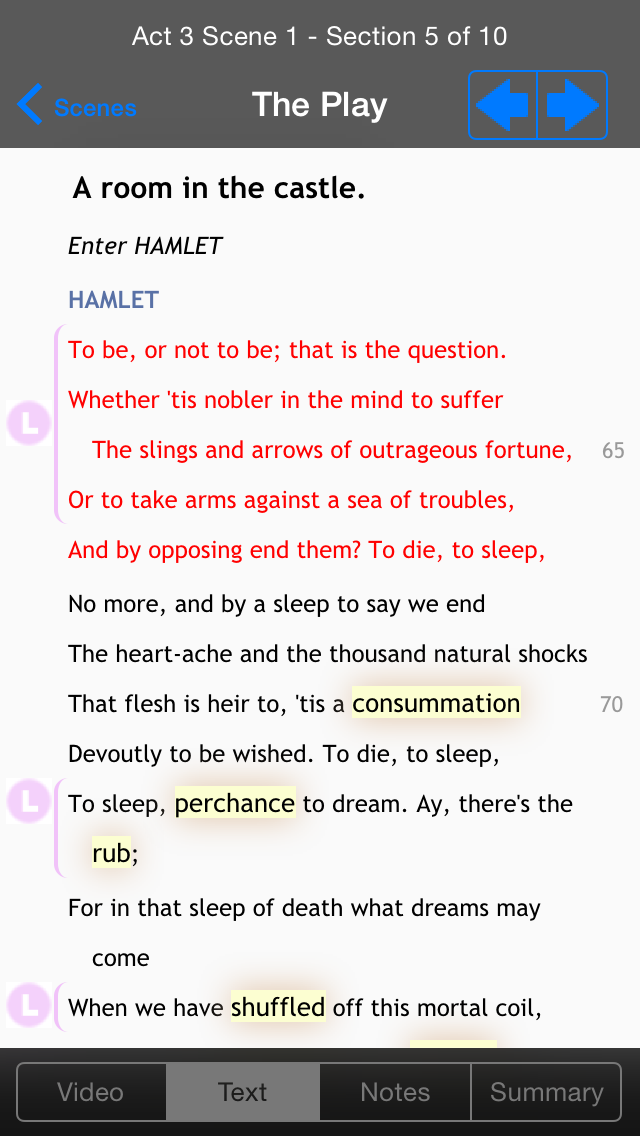 Shakespeare In Bits Hamlet