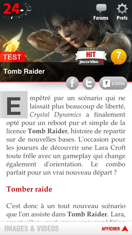 Jeuxvideo24 - Le premier magazine de jeux vidéo 100% gratuit screenshot-3