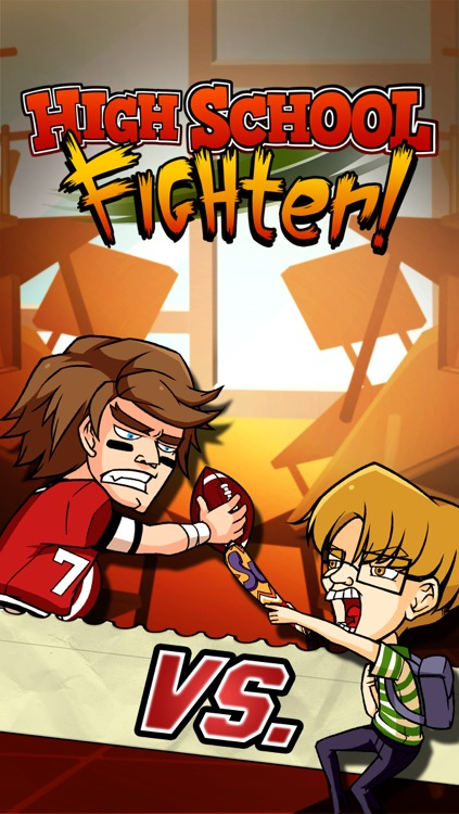 High School Fighter - Best Action Fighting Game