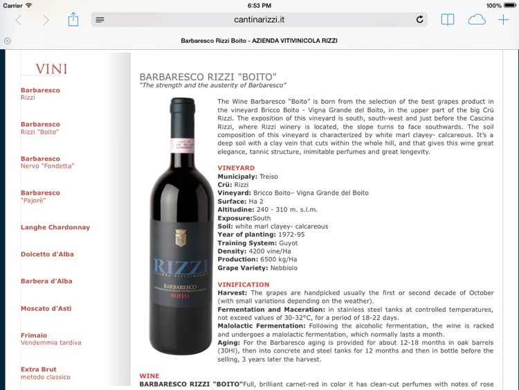 Treiso Wine Map screenshot-4