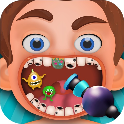 Bad Teeth Doctor - Kids Free Games For Fun