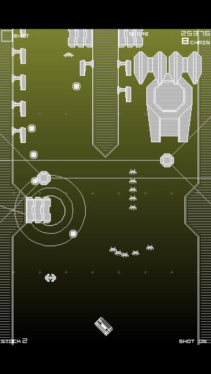 Space Invaders Infinity Gene screenshot-4