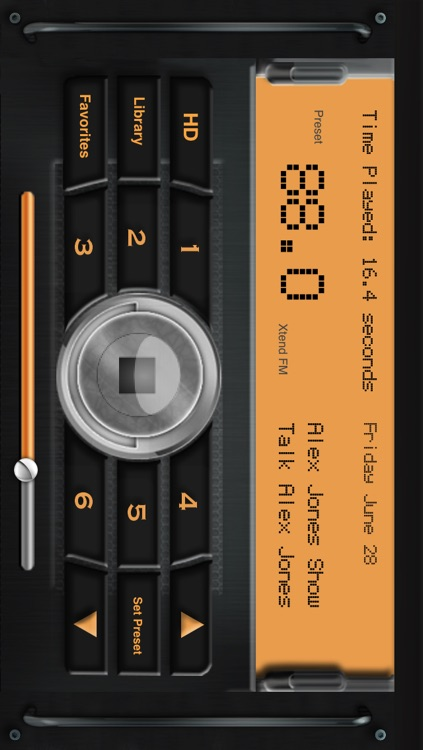 Xtend Fm Radio