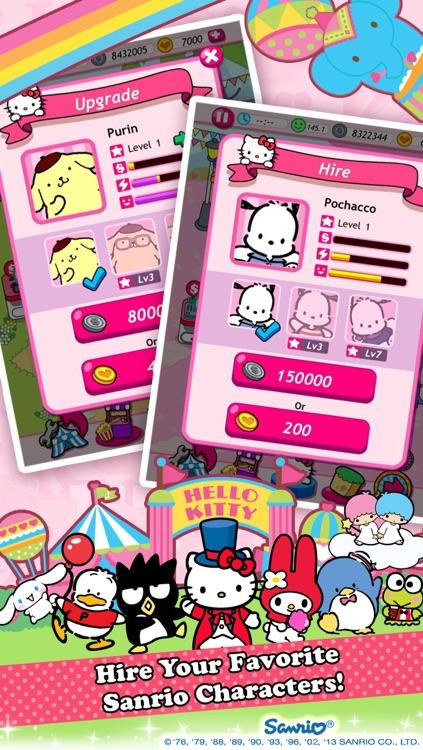 Hello Kitty Carnival screenshot-3