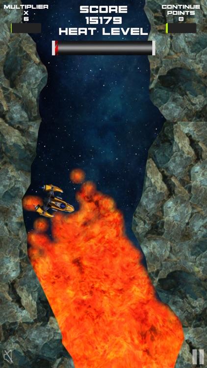 Blaze Runner: Ships On Fire