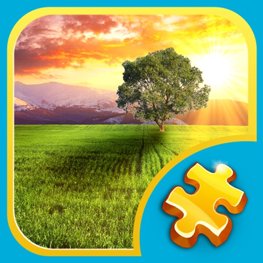 Jigsaw Puzzles: Landscapes icon