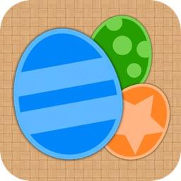 Egg Popper: Match the Eggs!