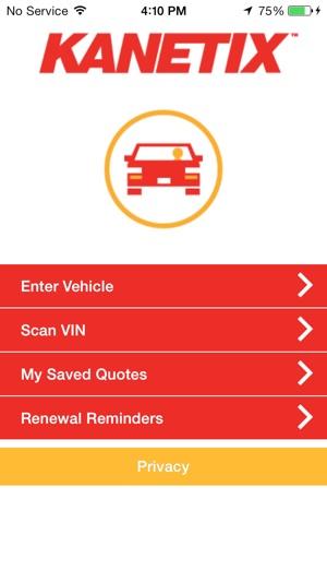 Kinetix Auto Insurance