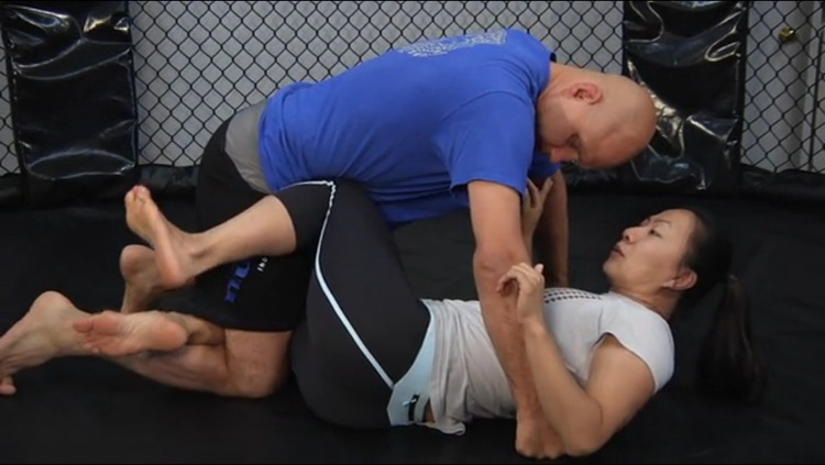 How to Defeat the Bigger, Stronger Opponent in No Gi. Volume 14: Advanced No Gi Control, & Crushproofing Your Bottom Game, with Emily Kwok & Stephan Kesting