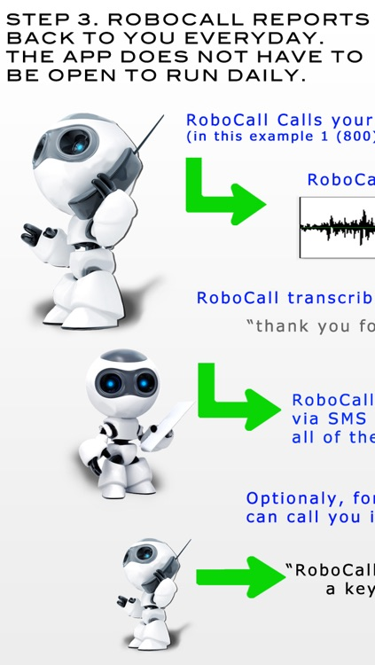 RoboCall - Automated Calling screenshot-3