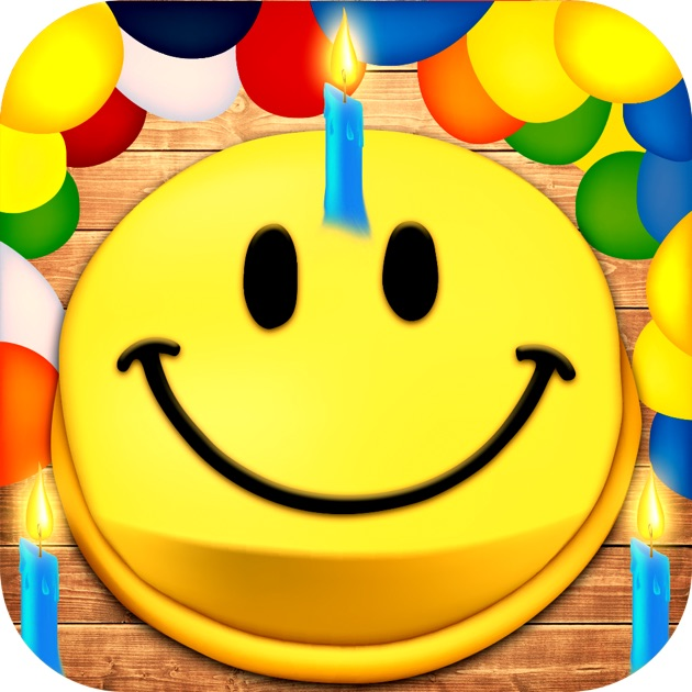 Animated 3D Birthday Emoji Wishes Cards Emoticons On The App Store
