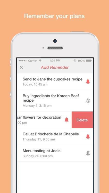 ClipUp - Collect & Organize Ideas screenshot-4