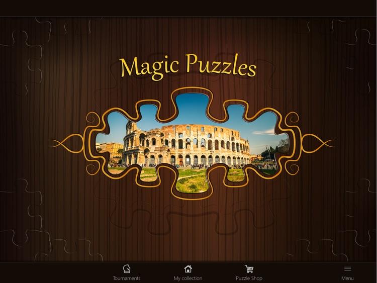 Jigsaw Puzzles: Seven Wonders