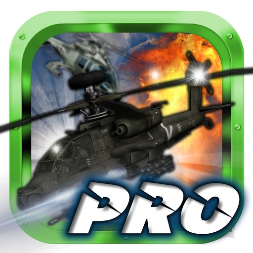 Copters Of Fighters Pro - Iron Air Force Attack icon