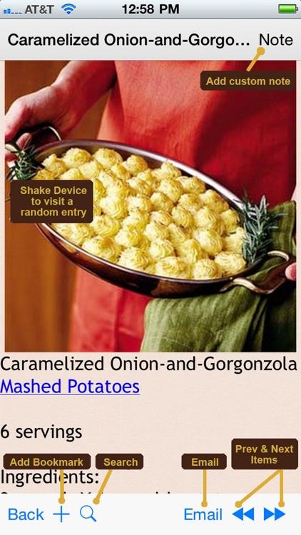 Soft Food Recipes screenshot-4