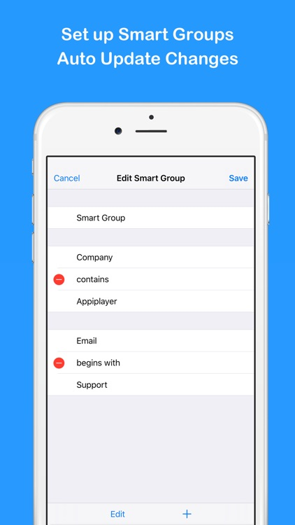 Group Text and Email screenshot-2