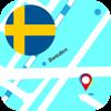 Sverige Offline Map