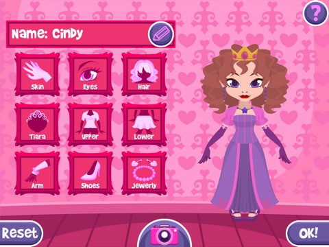 My Princess Castle - Создание кукольный домик и принцесса замок для iPad