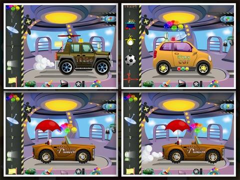 Car Garage Fun-ipad-3
