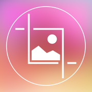 Crop Photo Square FREE - Photo Editor for Pinch Zoom Adjust Resize and Crop Your Pic.ture Into Square or Rectangle Size for Insta.gram IG
