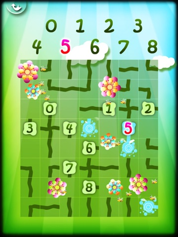 Magic Garden with Letters and Numbers - A Logical Game for Kidsのおすすめ画像3