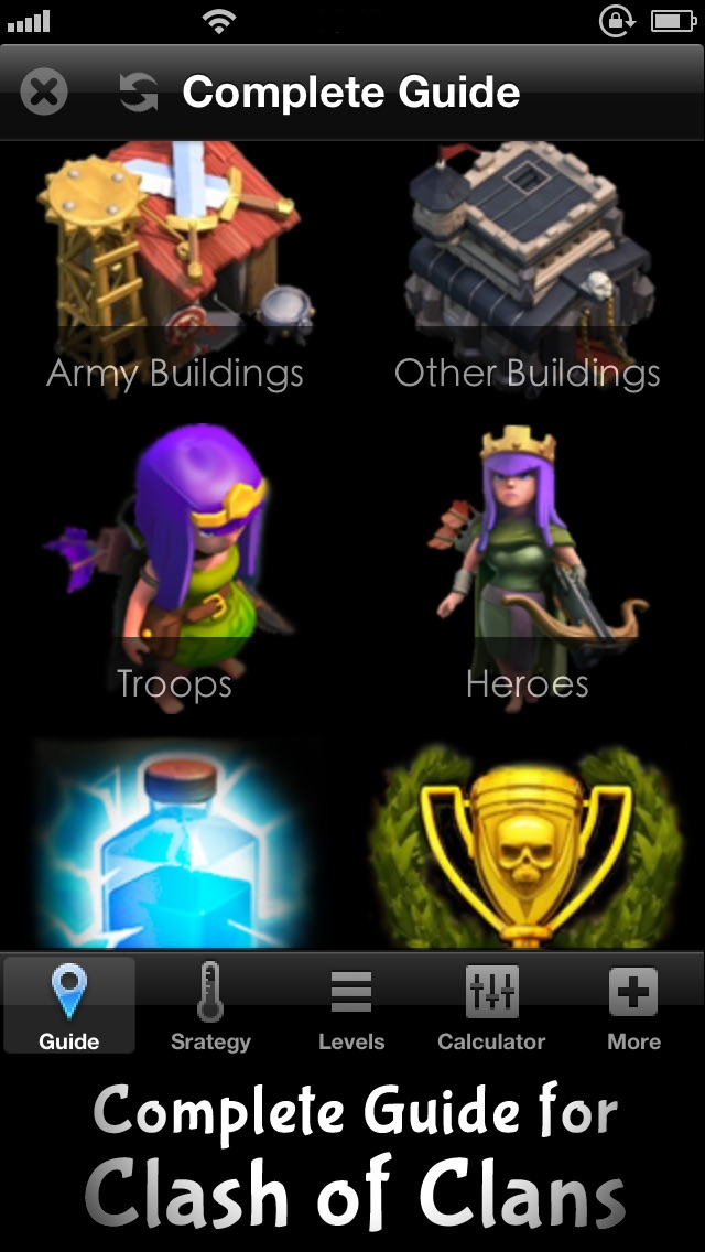 free gems clash of clans iphone tactics guide for clash of clans include gems guide 18408