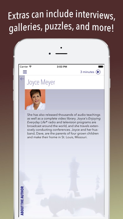 Battlefield of the Mind (by Joyce Meyer) screenshot-4