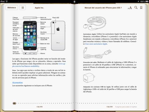 manual del usuario del iphone para ios 7 by apple inc on apple books rh itunes apple com iphone 5s manual del usuario iphone manual de usuario