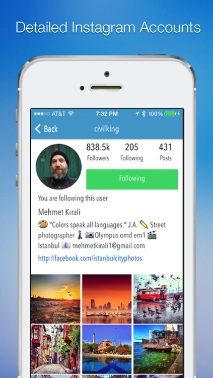 InstaTrack Pro for Instagram - Followers and Unfollowers Manager & Tracker screenshot-3