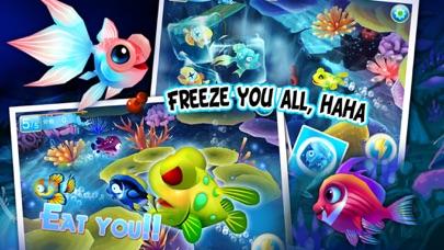 Fish Party Online screenshot four