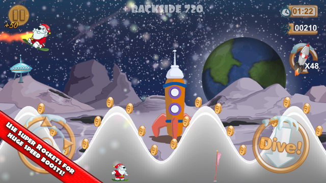 Snowboard Racing Games Free - Top Snowboarding Game Apps Screenshot