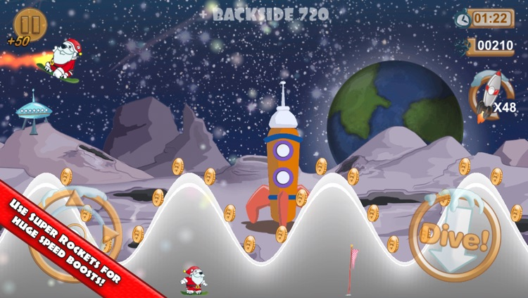 Snowboard Racing Games Free - Top Snowboarding Game Apps screenshot-3