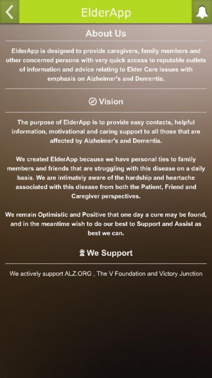 ElderApp screenshot-3