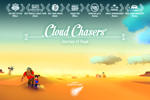 Cloud Chasers Journey of Hope - náhled