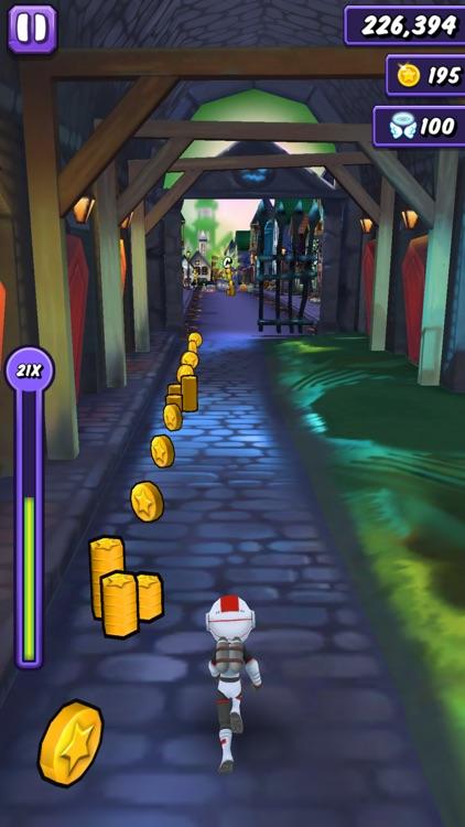 Zombie Escape Run screenshot-4